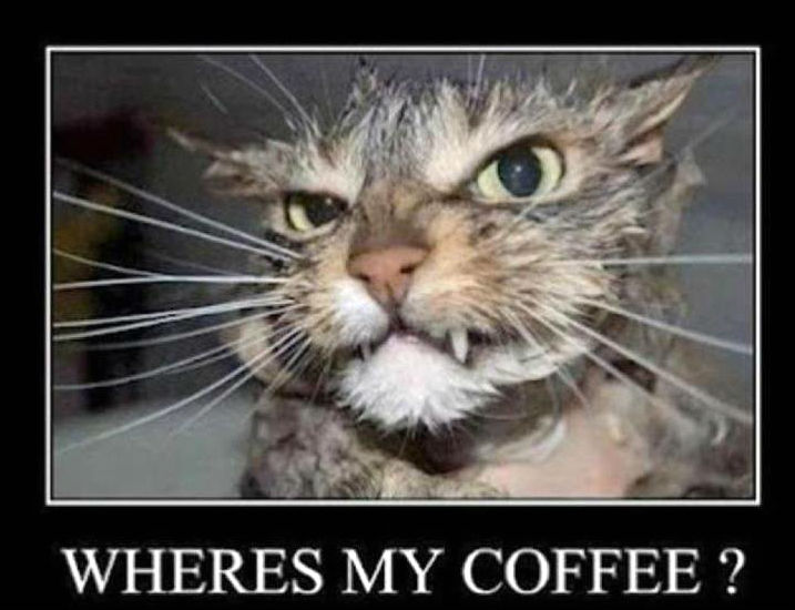 I need COFFEE!!!