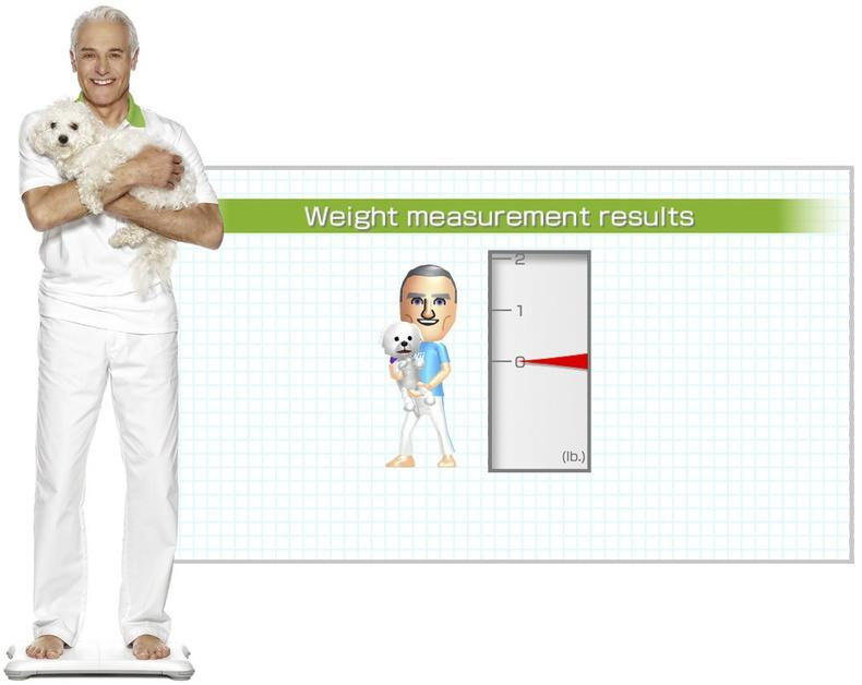 how to change mii name on wii fit