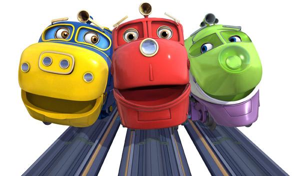 Meet The Trains From Chuggington