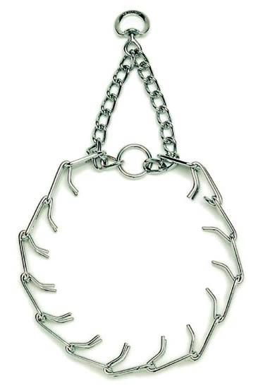 Chain Prong Training Dog Collar