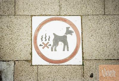 Hot Dog Poo Dog sign