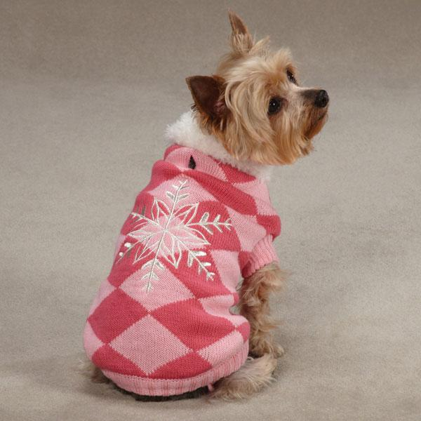 east-side-collection-snowflake-snuggler-dog-sweater-pink-1