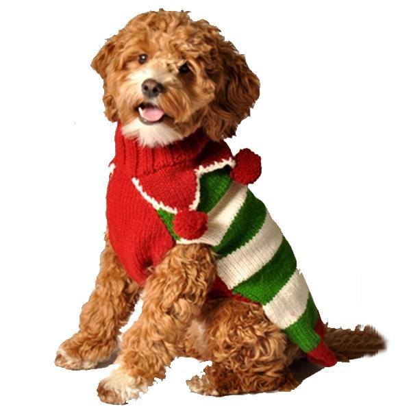 handmade-christmas-elf-wool-dog-sweater-1