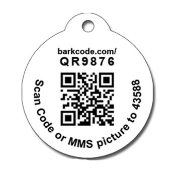 QR code ID tag