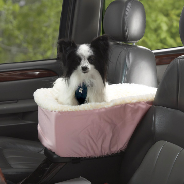 Snoozer pet console car seat