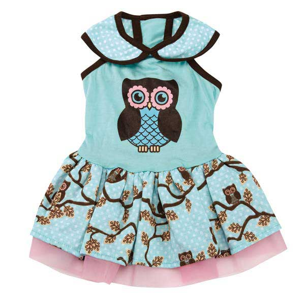 Hoot and Howl Dress