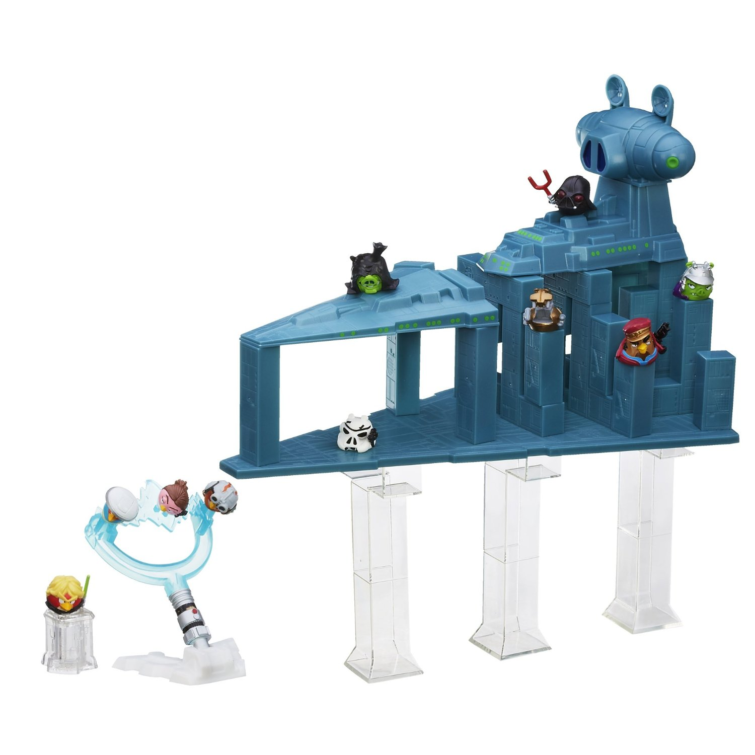 Angry Birds Star Wars Toys : Angry birds toys telepods star wars destroyer set at toystop