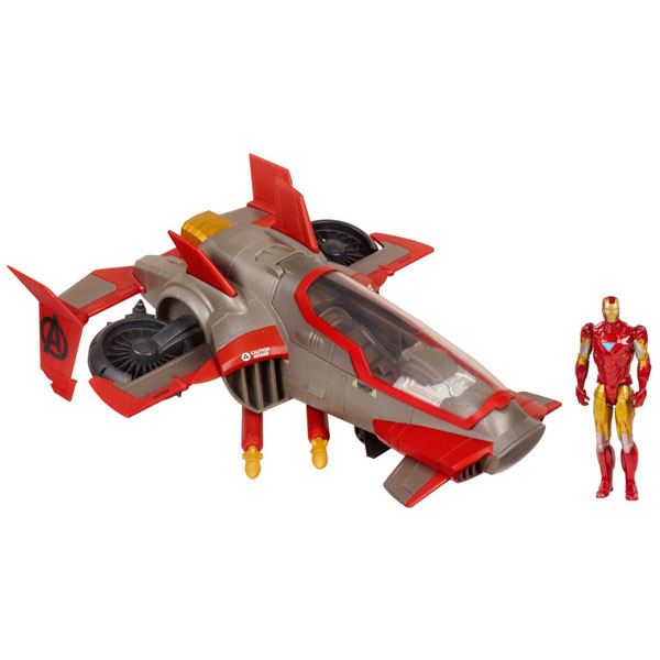 Avengers Toys - Marvel the Avengers    Comic Series Iron Man    Iron Man Marvel Avengers