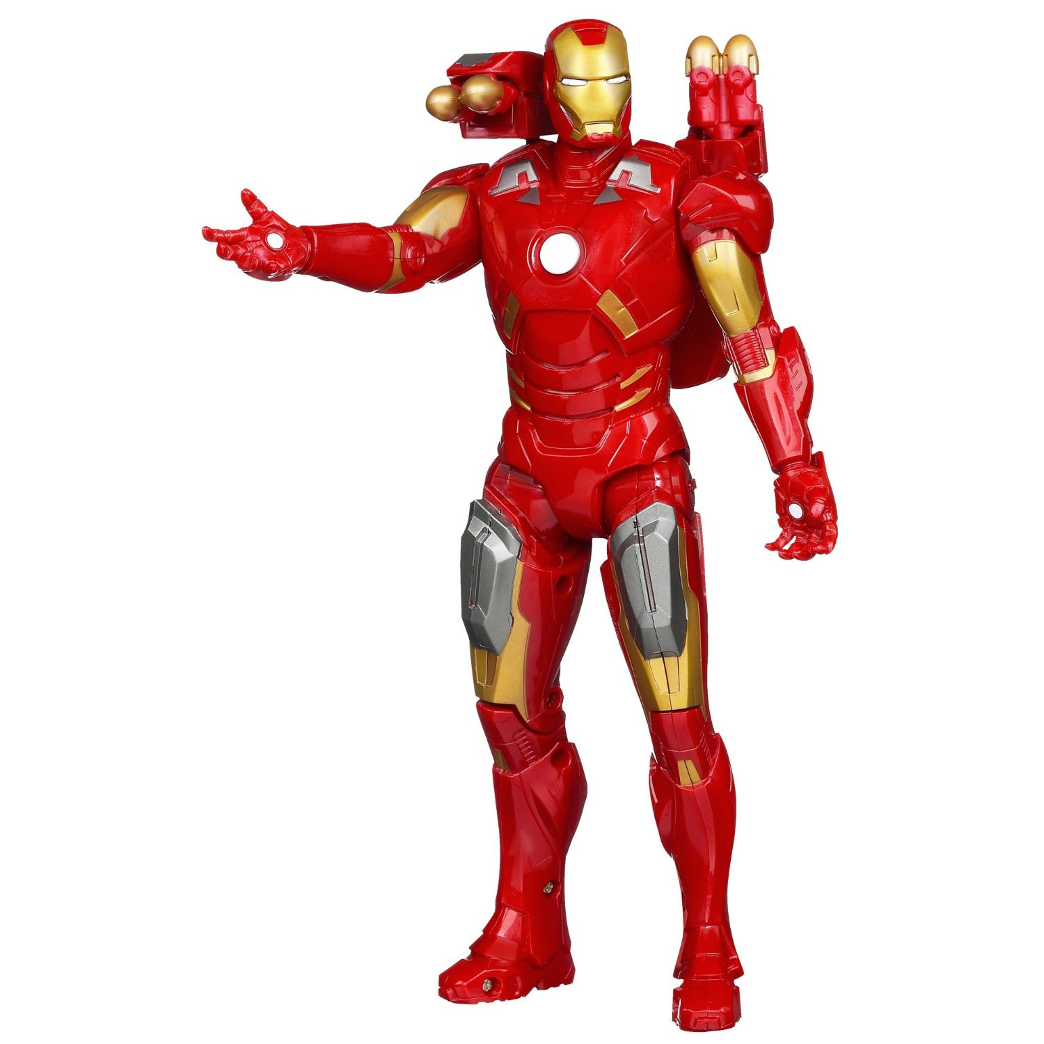 Walmart Toys For Boys Avengers : Avengers toys power attack iron man action figure at toystop