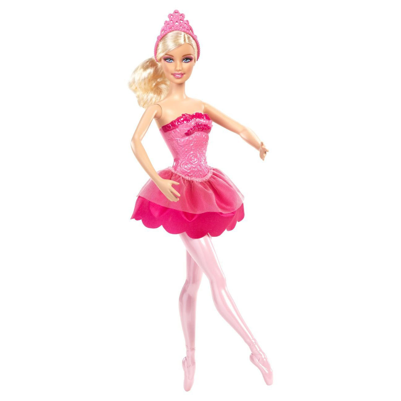 Barbie toys in pink shoes ballerina kristen farraday at - Barbie ballerine ...