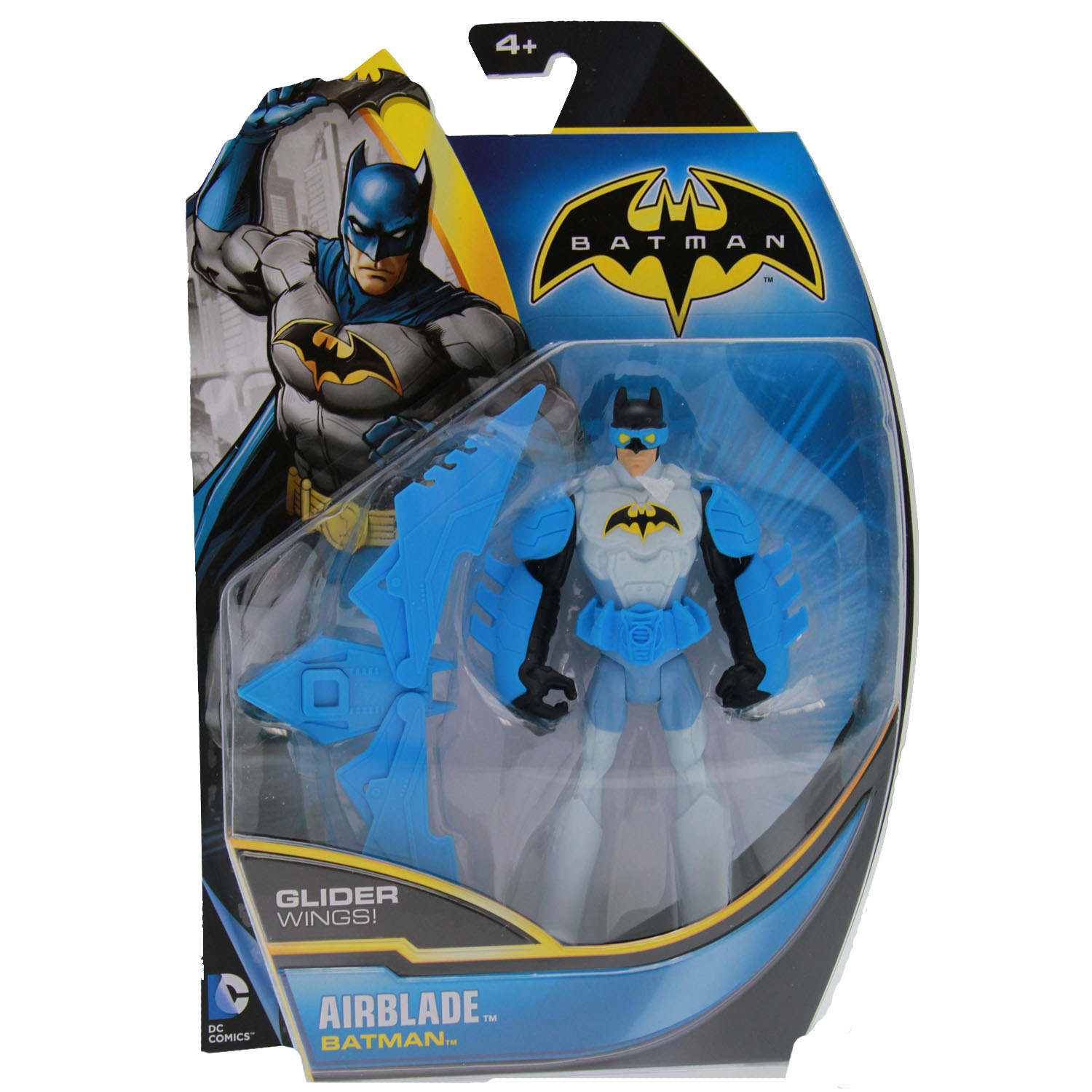 Batman Toys For Kids : Batman toys power strike airblade figure at toystop