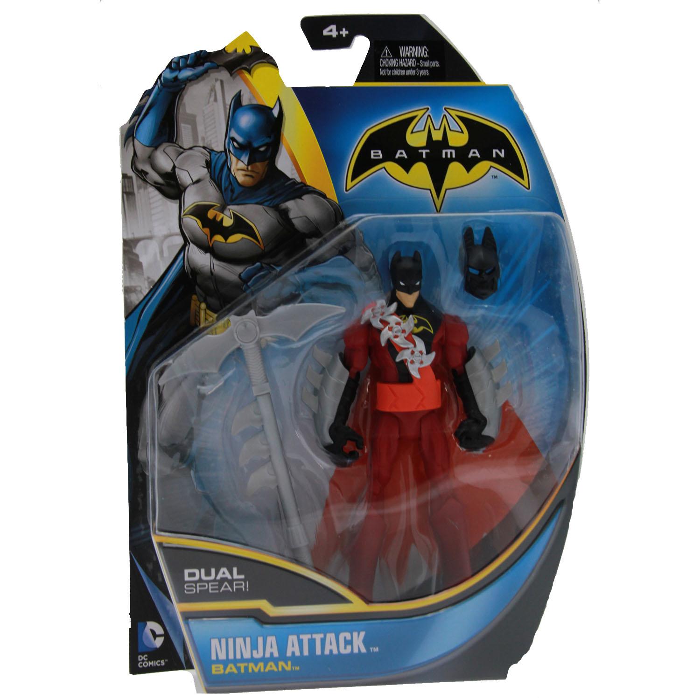 Ninja Toys For Girls : Batman toys power strike ninja attack figure at