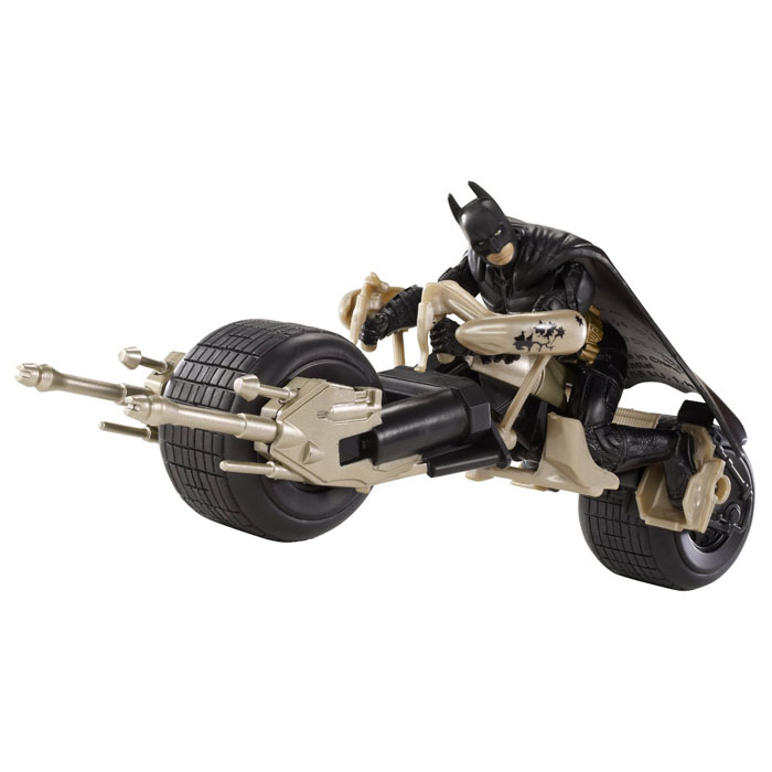 The dark knight batpod toy - photo#11