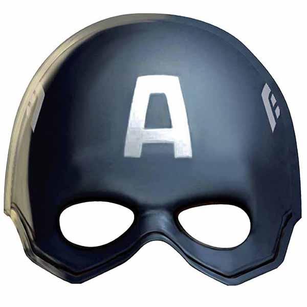 Капитан америка маска своими руками