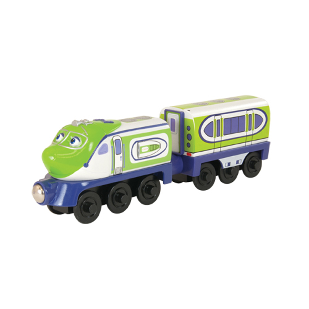 Chuggington Wooden Railway - Chugasonic Koko at ToyStop
