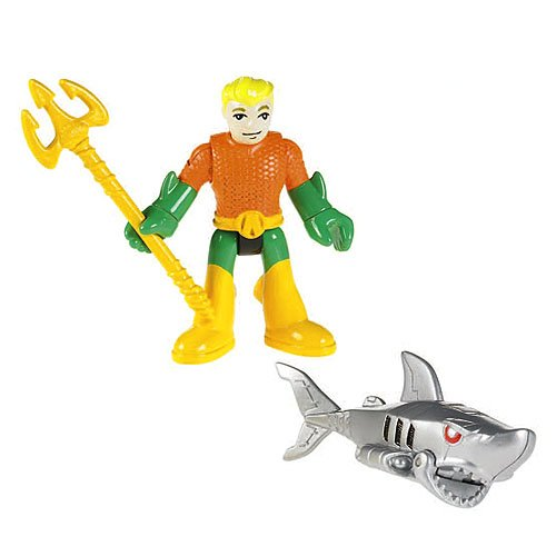 Lego Shark Toys For Boys : Dc heroes toys aquaman and robo shark pack at toystop