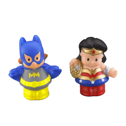 Little People Toys : Dc superfriends toys little people wonder woman and