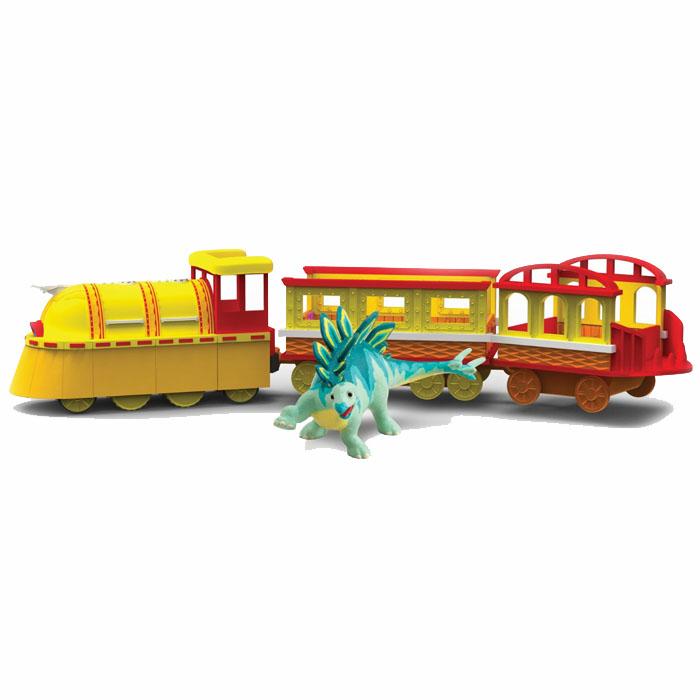 Dinosaur Train Collectible 3 Car Rocket Train With