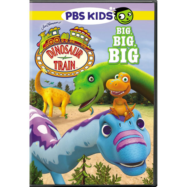 Dinosaur train movies big big big