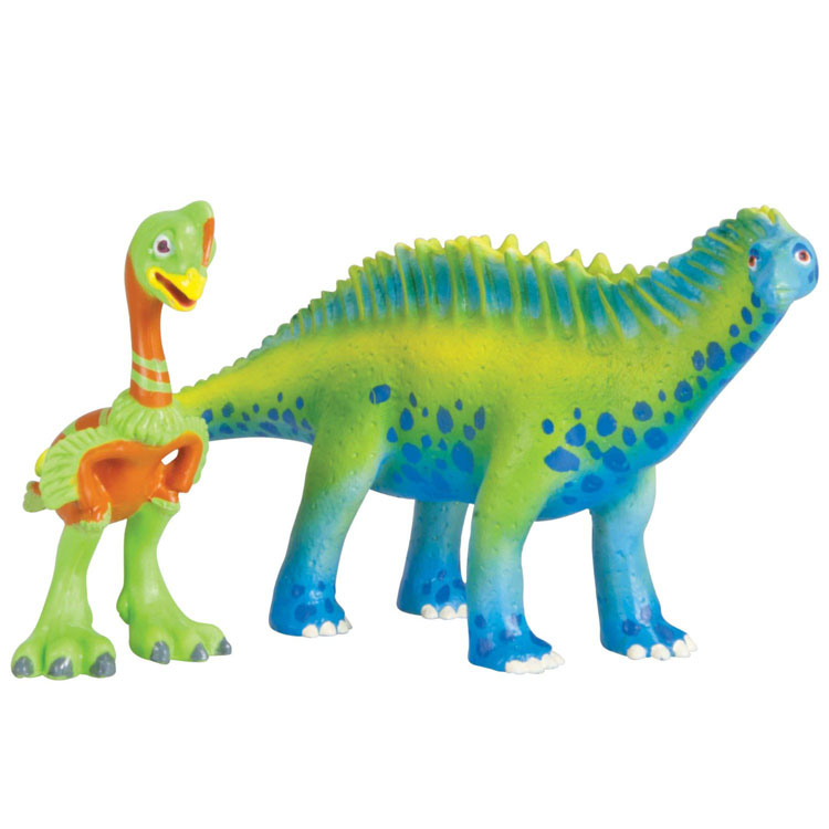 Dinosaur Train Toys - Glow in the Dark Martin and Keenan ...