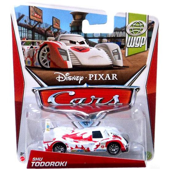Disney Cars Toys   Die Cast Shu Todoroki at ToyStop WzMqBcxC