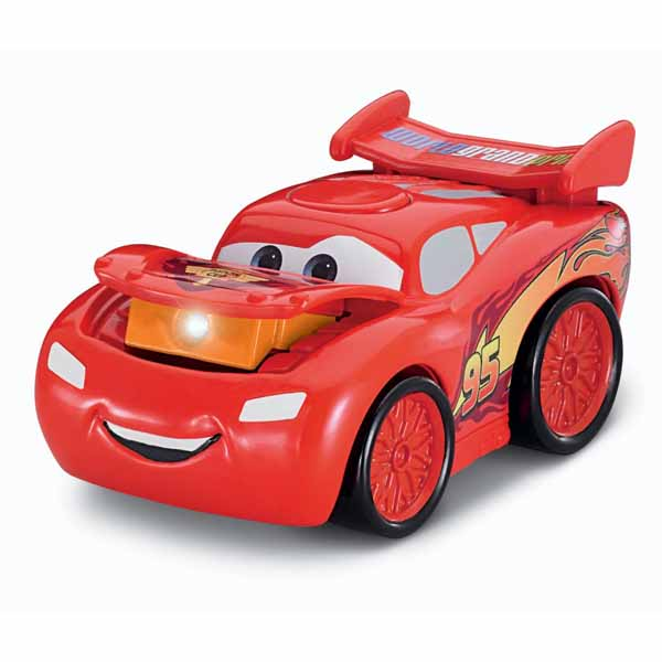 Disney Cars Toys   Lightning McQueen Flashlight at ToyStop W1ikAsv6