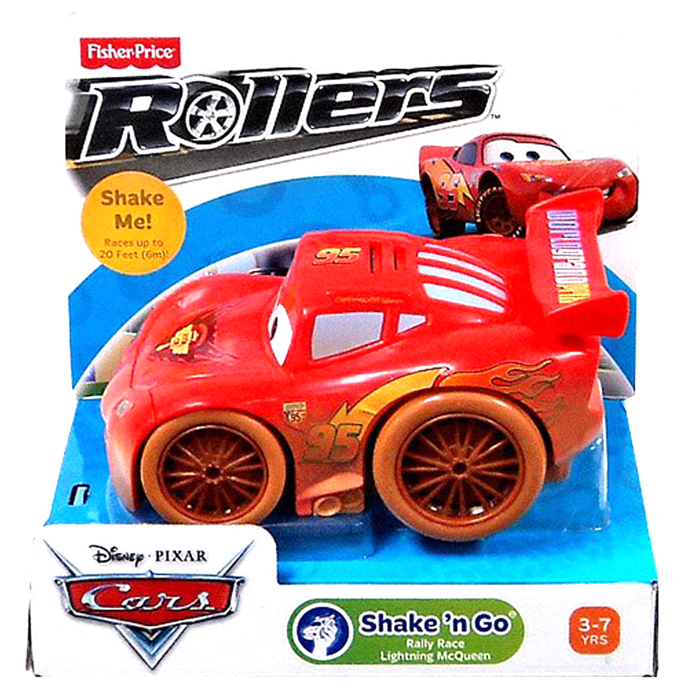 Disney Cars Toys   Shake N Go Rally Race Lightning McQueen at ToyStop nRUOKbLu