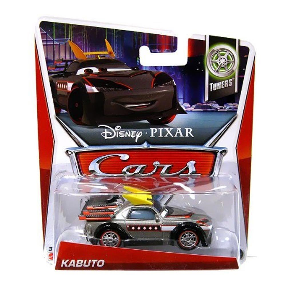 Disney Cars Toys   Tuners Kabuto at ToyStop IL9pvdSI