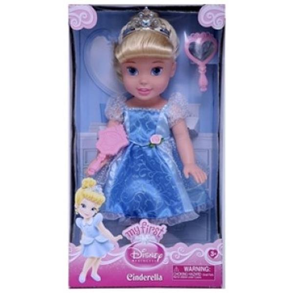 Disney Princess Toddler Doll Cinderella: My First Cinderella Doll With