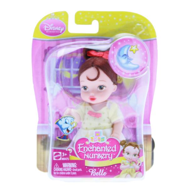 Disney Enchanted Nursery Cinderella Baby Doll In Blue: Enchanted Nursery Belle Doll At ToyStop