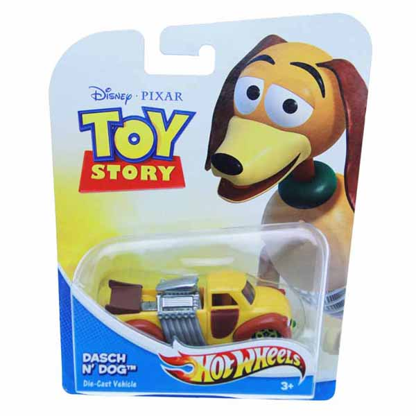 Hot Wheels Toys : Toy story toys hot wheels dasch n dog die cast at toystop