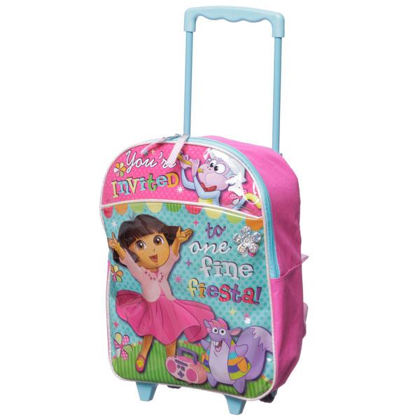 Dora The Explorer Backpack Contents IB# 54004
