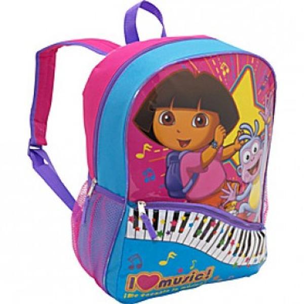 Dora The Explorer Backpack Contents Dora the Explorer Back...