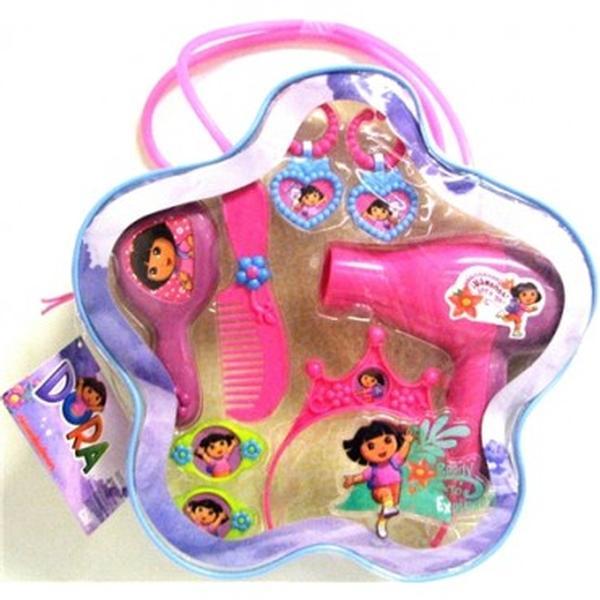 All Dora Toys : Dora the explorer toys adventure dress up travel set at