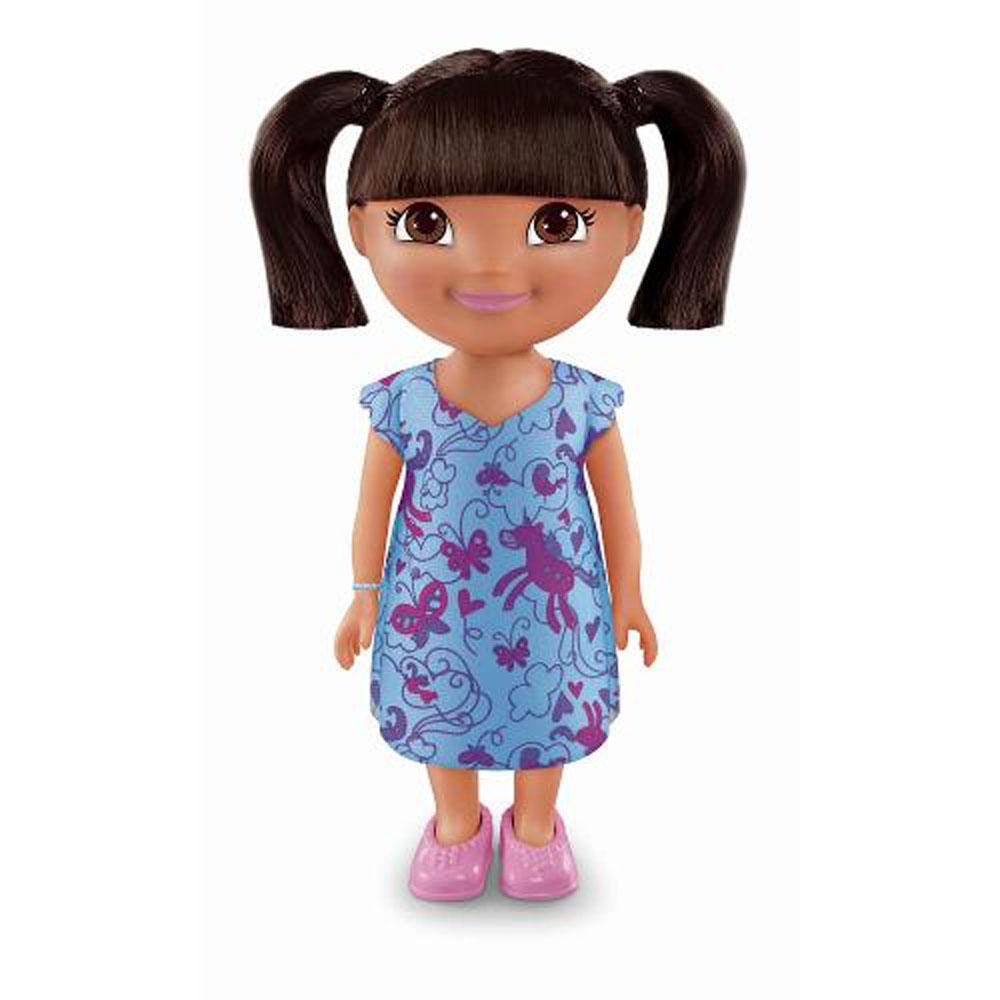 Dora Toys For Girls : Dora the explorer toys everyday adventure slumber party
