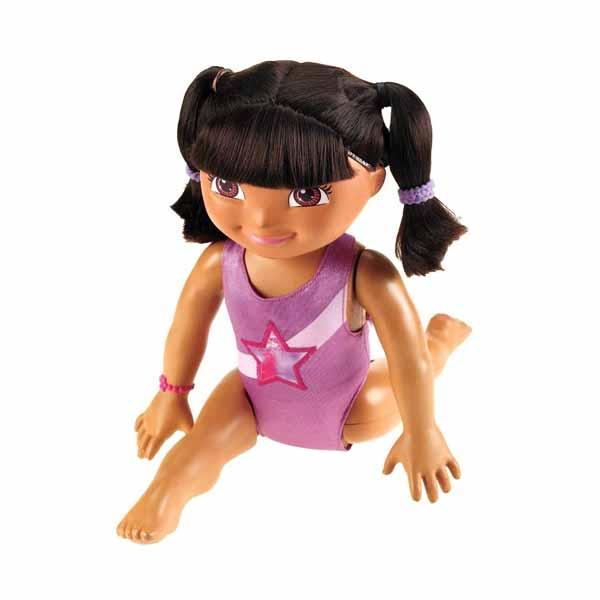 Dora Toys For Girls : Dora the explorer toys fantastic gymnastics doll at