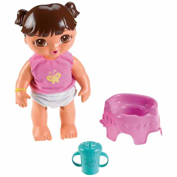 Dora The Explorer Toys : Dora the explorer toys ready for potty doll at toystop