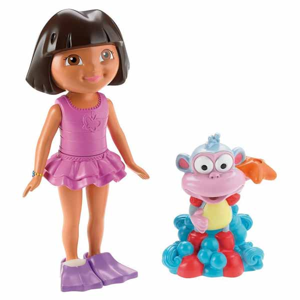 All Dora Toys : Dora the explorer toys tub adventure with boots at toystop