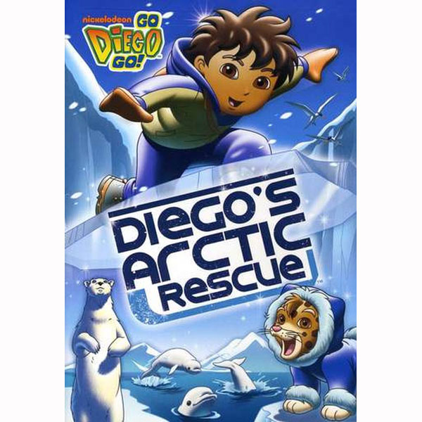 go diego go movies diegos arctic rescue at toystop