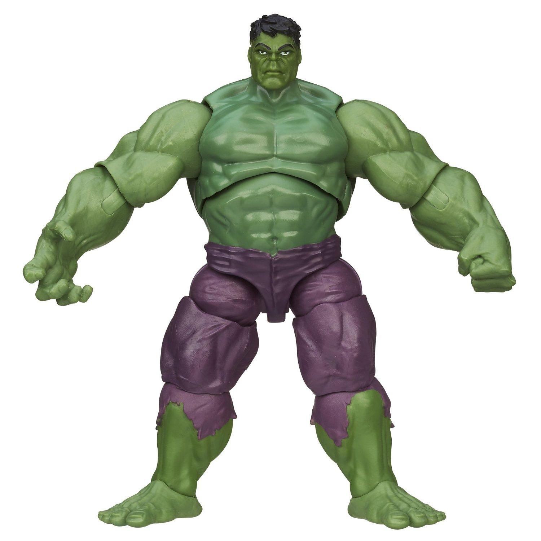The Hulk Toys - Gamma Fist Hulk Figure at ToyStop