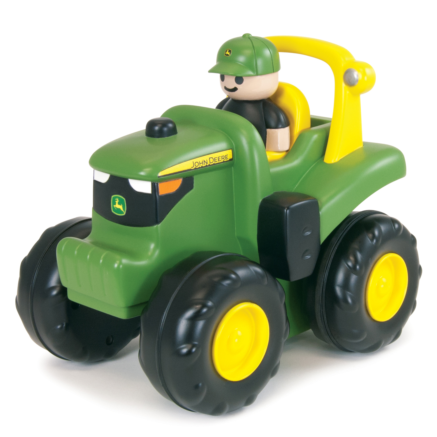 John Deere Toys Push And Roll Tractor At ToyStop