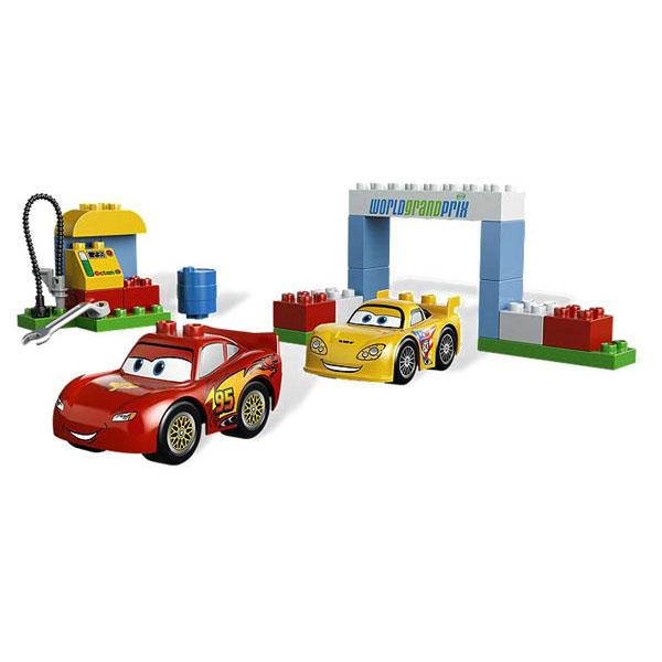 Lego Duplo Disney Cars Race Day