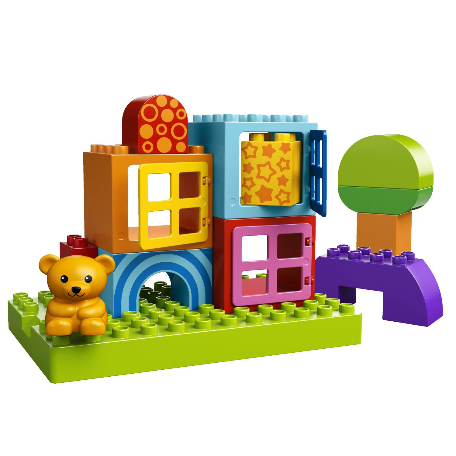 LEGO® TOYS - LEGO® DUPLO® Toddler Build and Play Cubes at ...