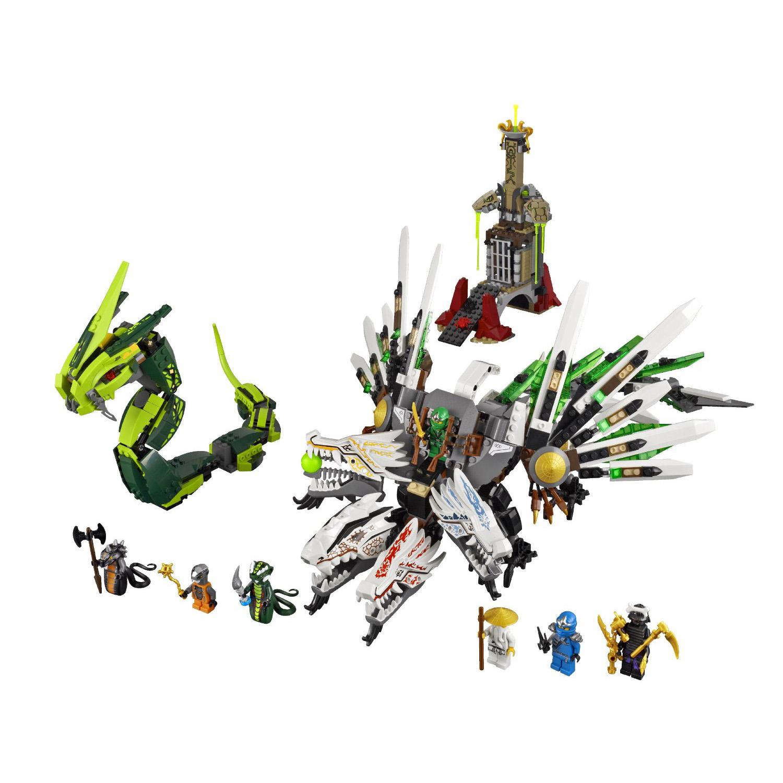 Lego Ninjago Toys : Lego toys ninjago epic dragon battle at toystop