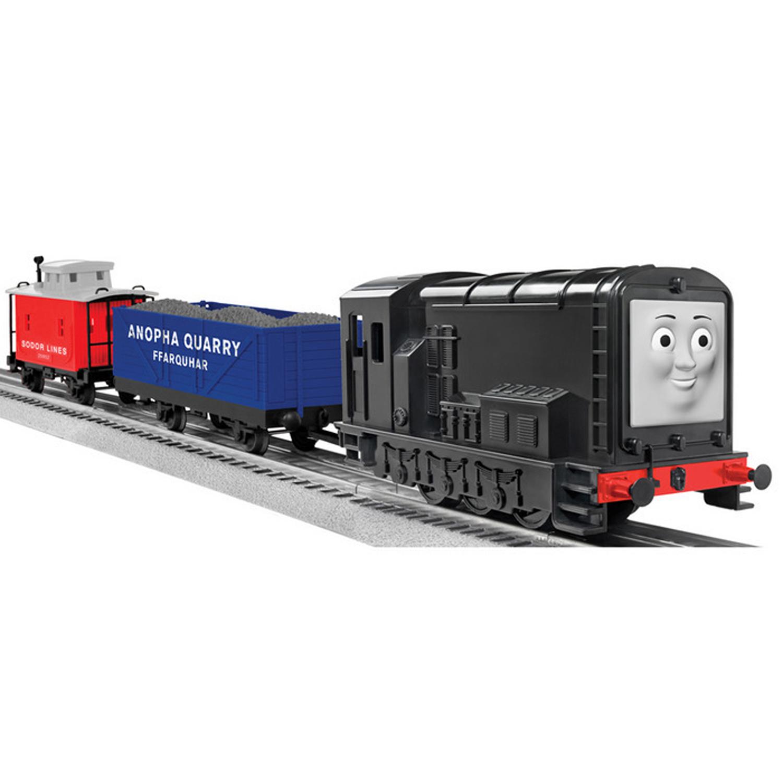 O gauge diesel locomotives