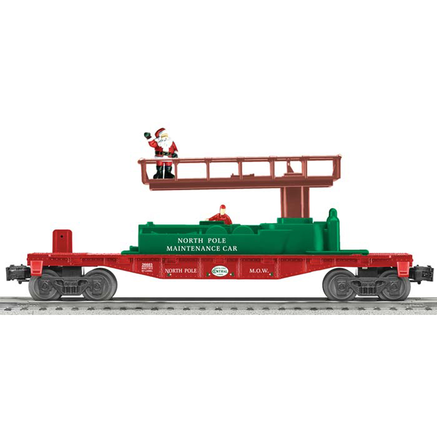 Lionel o gauge christmas train set