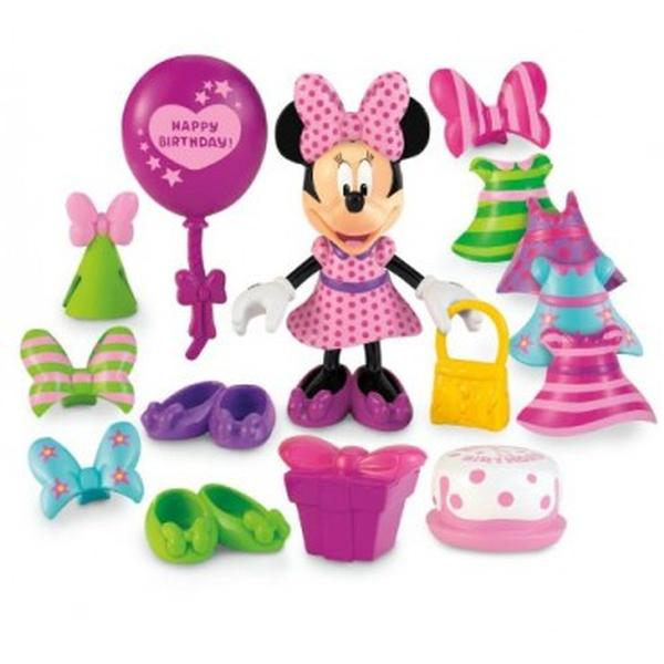 Minnie Mouse Toys   Birthday Party Bow Tique Playset at ToyStop qlexpi6h