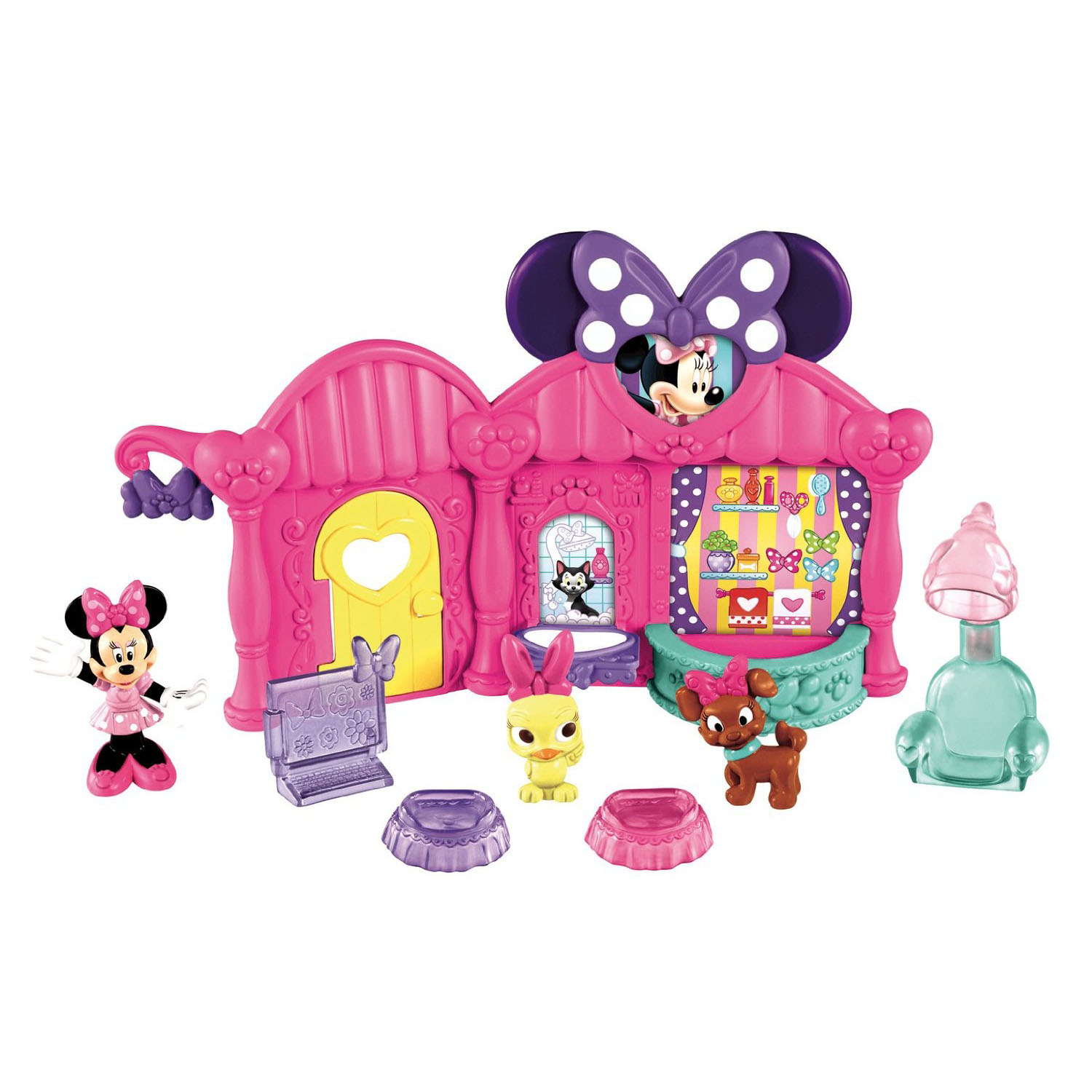 Minnie Mouse Toys : Minnie mouse toys pet salon at toystop