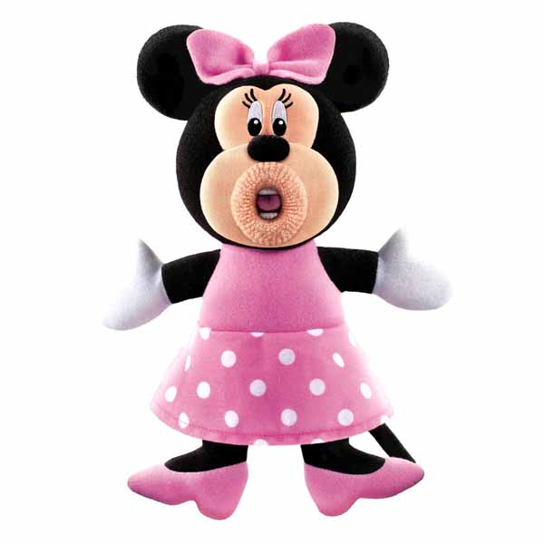 Minnie Mouse Toys : Minnie mouse toys sing a ma jig at toystop