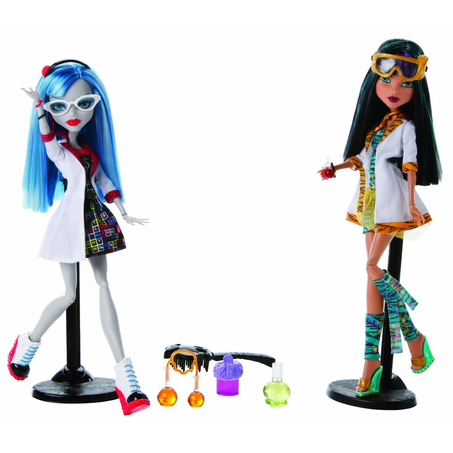 Monster High Toys : Monster high toys classroom pack cleo de nile and